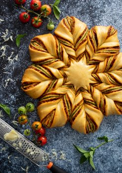 Italian star bread